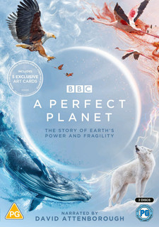 A Perfect Planet (2020) (Normal) [DVD] [DVD / Normal]
