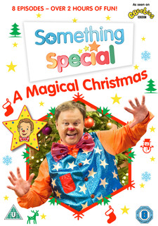 Something Special: A Magical Christmas (Normal) [DVD]