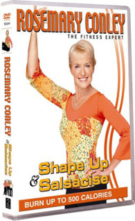 Rosemary Conley: Shape Up and Salsacise (2005) (Normal) [DVD] [DVD / Normal]