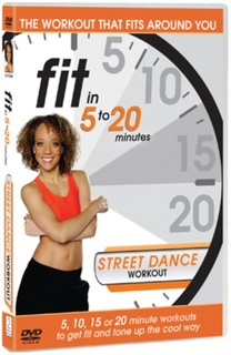 Fit in 5 to 20 Minutes: Street Dance Workout (2011) (Normal) [DVD] [DVD / Normal]