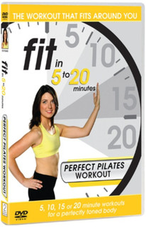 Fit in 5 to 20 Minutes: Perfect Pilates Workout (2011) (Normal) [DVD] [DVD / Normal]