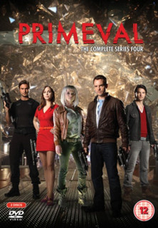Primeval: The Complete Series 4 (2010) (Normal) [DVD] [DVD / Normal]