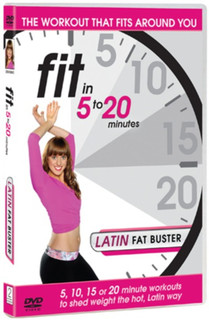 Fit in 5 to 20 Minutes: Latin Fat Buster (2011) (Normal) [DVD] [DVD / Normal]