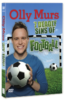 Olly Murs: 7 Deadly Sins of Football (Normal) [DVD]