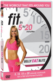 Fit in 5 to 20 Minutes: Belly Fat Blitz (2011) (Normal) [DVD] [DVD / Normal]