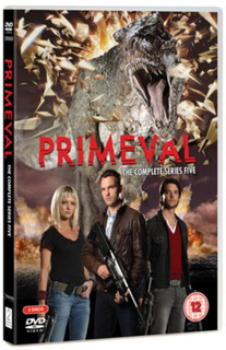 Primeval: The Complete Series 5 (2011) (Normal) [DVD] [DVD / Normal]