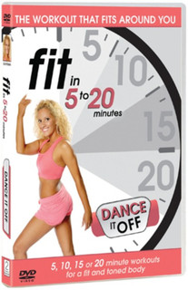 Fit in 5 to 20 Minutes: Dance It Off (2011) (Normal) [DVD] [DVD / Normal]