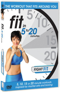 Fit in 5 to 20 Minutes: Fighting Fit (2011) (Normal) [DVD] [DVD / Normal]