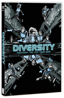 Diversity: Digitized - The Live Tour 2012 (2012) (Normal) [DVD] [DVD / Normal]