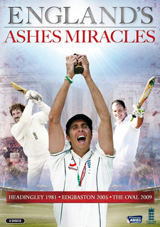 England's Ashes Miracles (2013) (Normal) [DVD] [DVD / Normal]