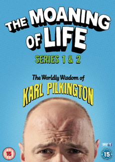 The Moaning of Life: Series 1-2 (2015) (Box Set) [DVD]