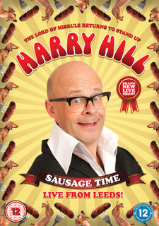 Harry Hill: Live - Giant Sausage Time (Normal) [DVD]