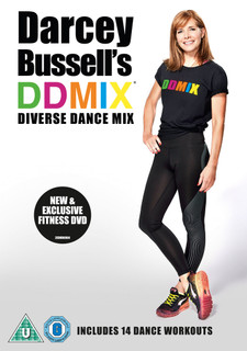 Darcey Bussell's Diverse Dance Mix (2017) (Normal) [DVD] [DVD / Normal]