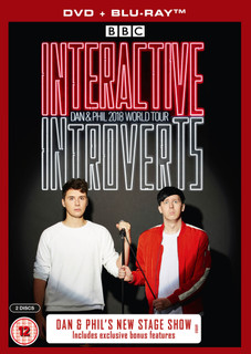 Dan & Phil: Interactive Introverts (2018) (with DVD - Double Play) [Blu-ray] [Blu-ray / with DVD - Double Play]