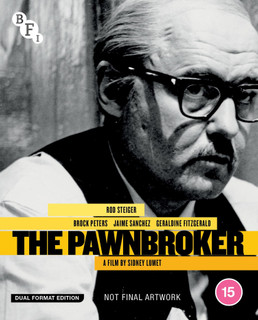 The Pawnbroker (1965) (with Blu-ray - Double Play) [DVD] [DVD / with Blu-ray - Double Play]