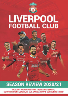 Liverpool FC: End of Season Review 2020/2021 (Normal) [DVD]