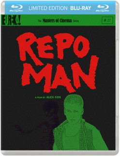 Repo Man - The Masters of Cinema Series (Normal) [Blu-ray]