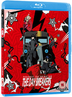 Persona 5: The Animation - The Daybreakers (2018) (Normal) [Blu-ray] [Blu-ray / Normal]