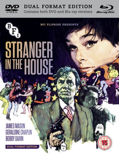 Stranger in the House (1967) (with DVD - Double Play) [Blu-ray] [Blu-ray / with DVD - Double Play]