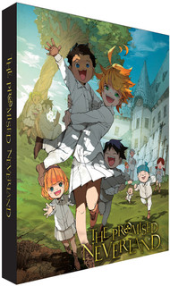 The Promised Neverland (2019) (Collector's Edition) [Blu-ray] [Blu-ray / Collector's Edition]