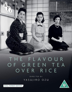 The Flavour of Green Tea Over Rice (1952) (with Blu-ray - Double Play) [DVD] [DVD / with Blu-ray - Double Play]