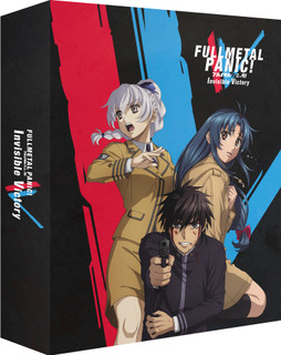 Full Metal Panic!: Invisible Victory (2018) (Collector's Edition Box Set) [Blu-ray] [Blu-ray / Collector's Edition Box Set]