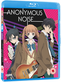 Anonymous Noise (2017) (Normal) [Blu-ray] [Blu-ray / Normal]