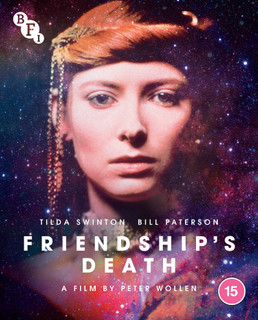 Friendship's Death (1987) (with Blu-ray - Double Play) [DVD] [DVD / with Blu-ray - Double Play]