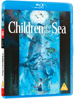 Children of the Sea (2019) (Normal) [Blu-ray]
