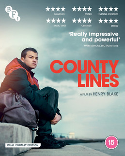 County Lines (2019) (with DVD - Double Play) [Blu-ray] [Blu-ray / with DVD - Double Play]