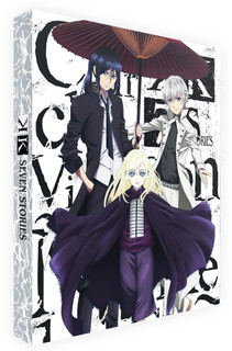 K - Seven Stories (2018) (Collector's Edition) [Blu-ray]