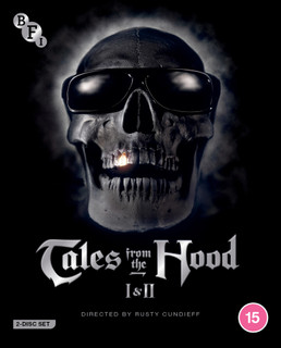 Tales from the Hood I & II (2018) (Limited Edition) [Blu-ray] [Blu-ray / Limited Edition]