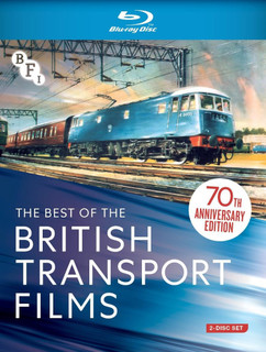 The Best of the British Transport Films (1978) (70th Anniversary Edition) [Blu-ray] [Blu-ray / 70th Anniversary Edition]
