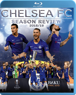Chelsea FC: End of Season Review 2018/2019 (2019) (Normal) [Blu-ray]