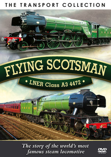 The Transport Collection: The Flying Scotsman (2015) (Normal) [DVD]