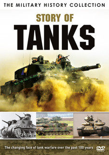 The Military History Collection: Story of Tanks (2015) (Normal) [DVD]