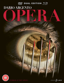 Opera (1987) (with DVD - Double Play (Special Edition)) [Blu-ray] [Blu-ray / with DVD - Double Play (Special Edition)]