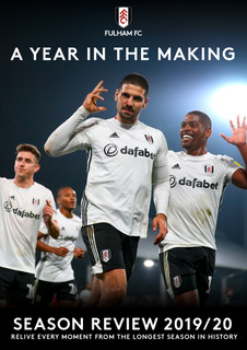Fulham FC: A Year in the Making - Season Review 2019/2020 (2020) (Normal) [DVD]