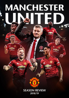 Manchester United: End of Season Review 2018/2019 (2019) (Normal) [DVD]