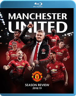 Manchester United: End of Season Review 2018/2019 (2019) (Normal) [Blu-ray]