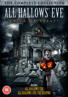 All Hallows' Eve: The Complete Collection (2015) (Normal) [DVD] [DVD / Normal]