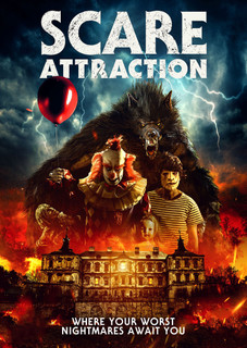 Scare Attraction (2018) (Normal) [DVD] [DVD / Normal]