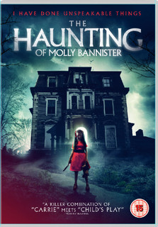 The Haunting of Molly Bannister (2019) (Normal) [DVD] [DVD / Normal]