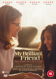 My Brilliant Friend: The Story of a New Name (2020) (Normal) [DVD] [DVD / Normal]
