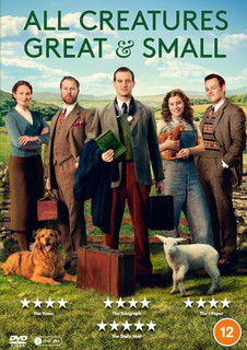 All Creatures Great & Small (2020) (Normal) [DVD] [DVD / Normal]