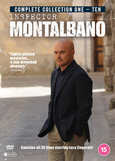 Inspector Montalbano: Complete Collection 1-10 (2020) (Box Set) [DVD] [DVD / Box Set]
