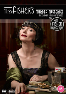Miss Fisher's Murder Mysteries: Series 1-3 & the Crypt of Tears (2020) (Box Set) [DVD] [DVD / Box Set]
