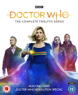 Doctor Who: The Complete Twelfth Series (2020) (Box Set) [Blu-ray] [Blu-ray / Box Set]