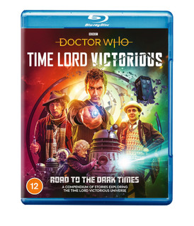 Doctor Who: Time Lord Victorious - Road to the Dark Times (Box Set) [Blu-ray] [Blu-ray / Box Set]
