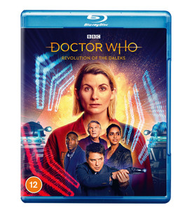 Doctor Who: Revolution of the Daleks (2020) (Normal) [Blu-ray] [Blu-ray / Normal]
